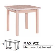 Stalas medinis MAX VII