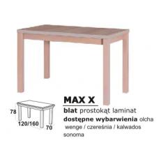 Stalas medinis MAX X