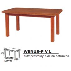 Stalas medinis WENUS V L S