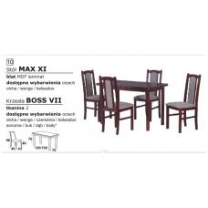 Stalo ir kėdžių komplektas 10
