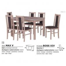 Stalo ir kėdžių komplektas 13