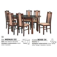 Stalo ir kėdžių komplektas 19