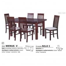 Stalo ir kėdžių komplektas 21