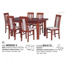 Stalo ir kėdžių komplektas 22