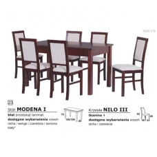 Stalo ir kėdžių komplektas 23