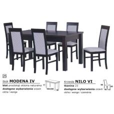 Stalo ir kėdžių komplektas 25