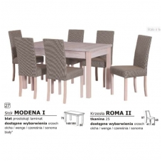 Stalo ir kėdžių komplektas 27