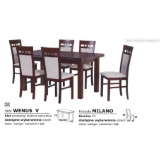 Stalo ir kėdžių komplektas 28