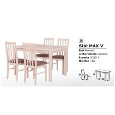 Stalo ir kėdžių komplektas 8