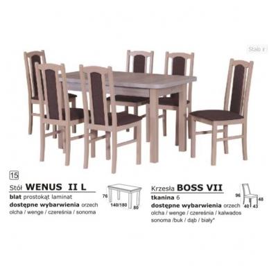 Stalo ir kėdžių komplektas 15