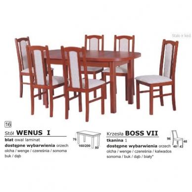Stalo ir kėdžių komplektas 16