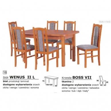 Stalo ir kėdžių komplektas 18