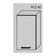 TITANIUM pakabinama spintelė W2/40