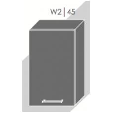 TITANIUM pakabinama spintelė W2/45