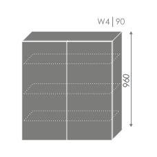 TITANIUM pakabinama spintelė W4 90