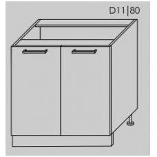 TITANIUM pastatoma spintelė D11/80