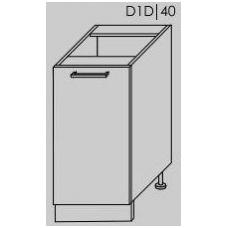 TITANIUM pastatoma spintelė D1D/40
