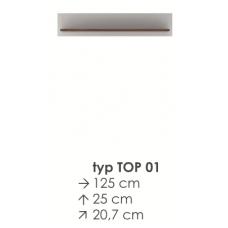 TORONTO lentyna TOP 01