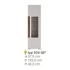TORONTO vitrina TOV 02